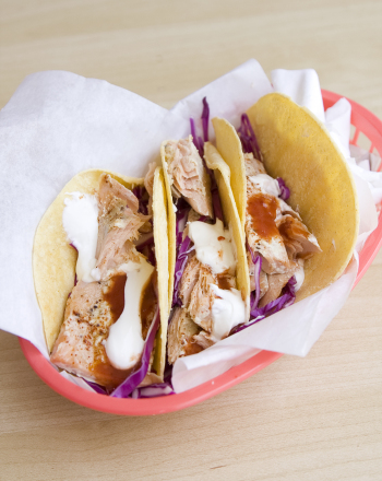 Fifth Grade Holidays & Seasons Activities: Salmon Tacos