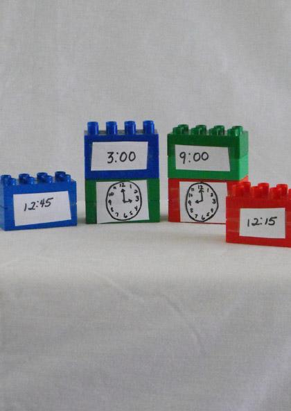 Third Grade Math Activities: Time to Match 'Em Up!