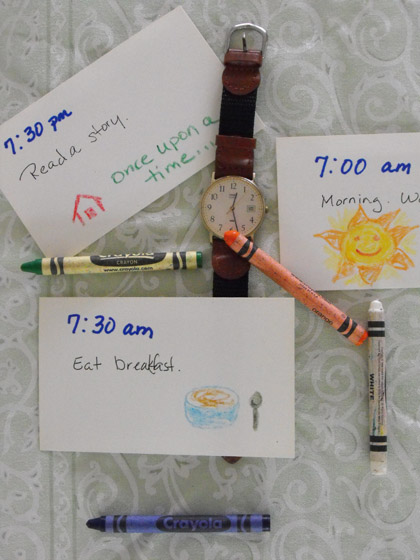 Third Grade Math Activities: Daily Timeline