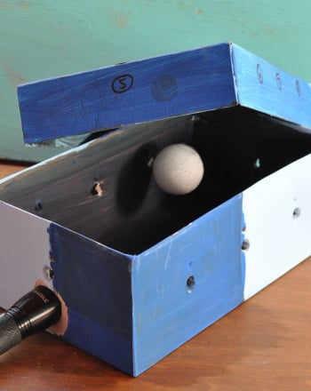 Middle School Science Science Projects: The Many Moons