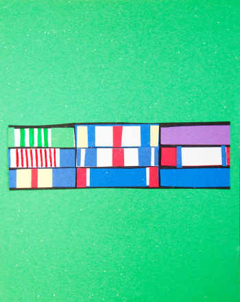 Fifth Grade Holidays Activities: Service Ribbons