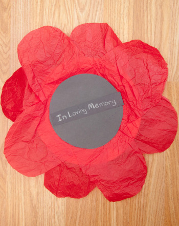 Fifth Grade Reading & Writing Activities: Remembrance Poppy