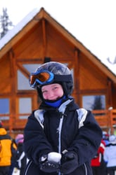 Teaching Your Child to Ski
