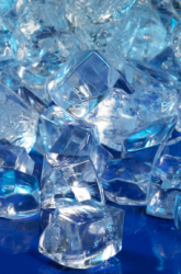 Third Grade Science Science projects: Polymer Crystals vs. Ice
