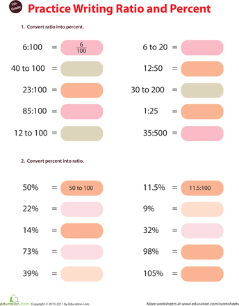 All Worksheets » Is Over Of Percent Over 100 Worksheets - Free ...