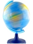 Measure the speed of the earth's rotation using protractors and meter sticks.  This science fair project measures the angle of the sun in relation to earth.