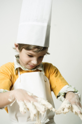 Forget the Mall: Get Kids in the Kitchen!