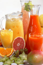 orange fruit fruit with most vitamin c