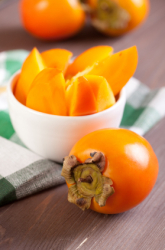 Middle School Science Science Projects: Unpuckering the Persimmon