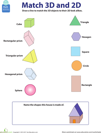 Learning About Shapes | Education.com