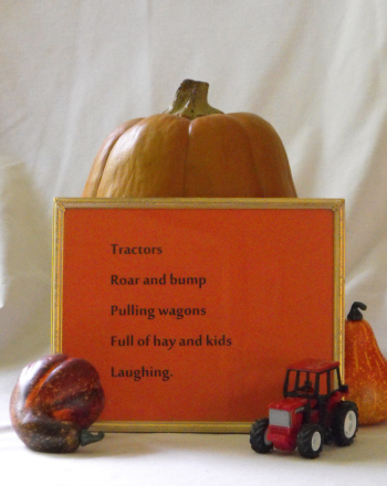 Third Grade Reading & Writing Activities: Autumn Cinquain