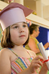 How to Celebrate Graduation for Young Children