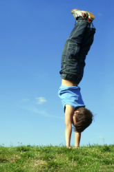 Kids Stressed Out? Try Yoga!