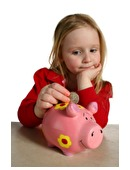 Money is a great way to teach your children about decision making. Teaching your children about money - how to manage it, save it, and spend it wisely - are important tools to give to your child.