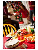 Travel the world by throwing a bash for family and friends that brings together Christmas traditions and festivities from around the globe.
