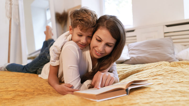 Ways to motivate a reluctant reader