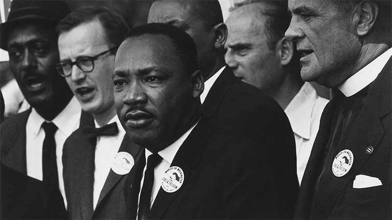 ways to honor Martin Luther King, Jr.