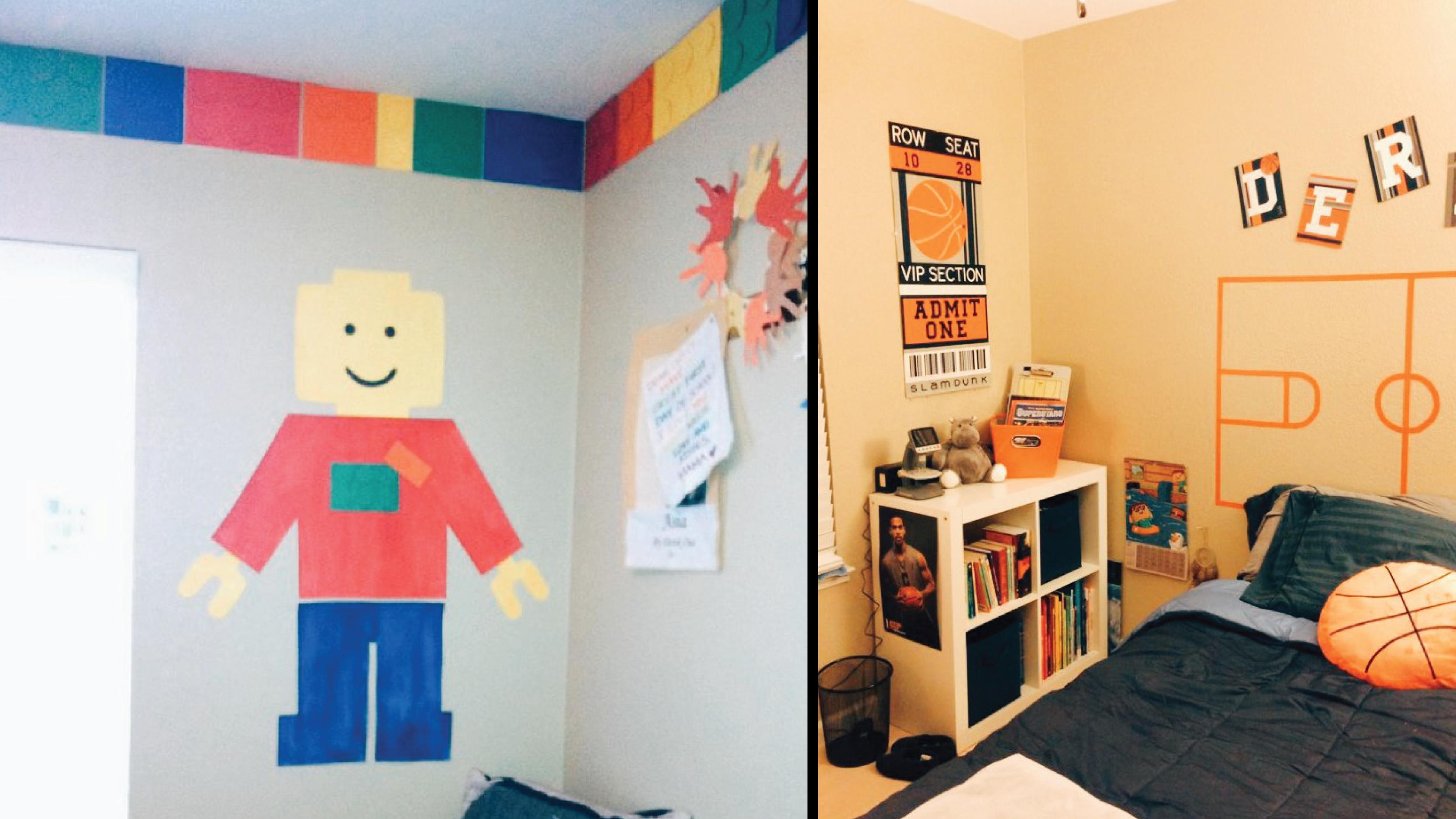 lego bedroom decoration basketball bedroom