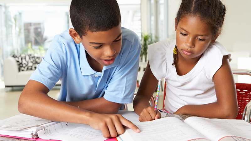 tips for supporting children who are learning at home