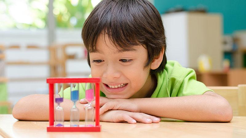 help children stick to routines