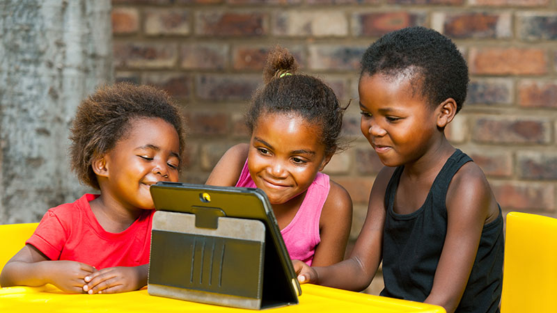 How to teach kids digital citizenship at home