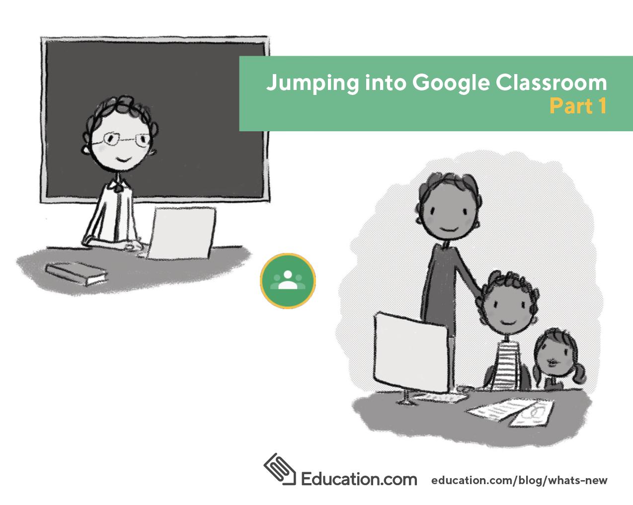 Google Classroom feature