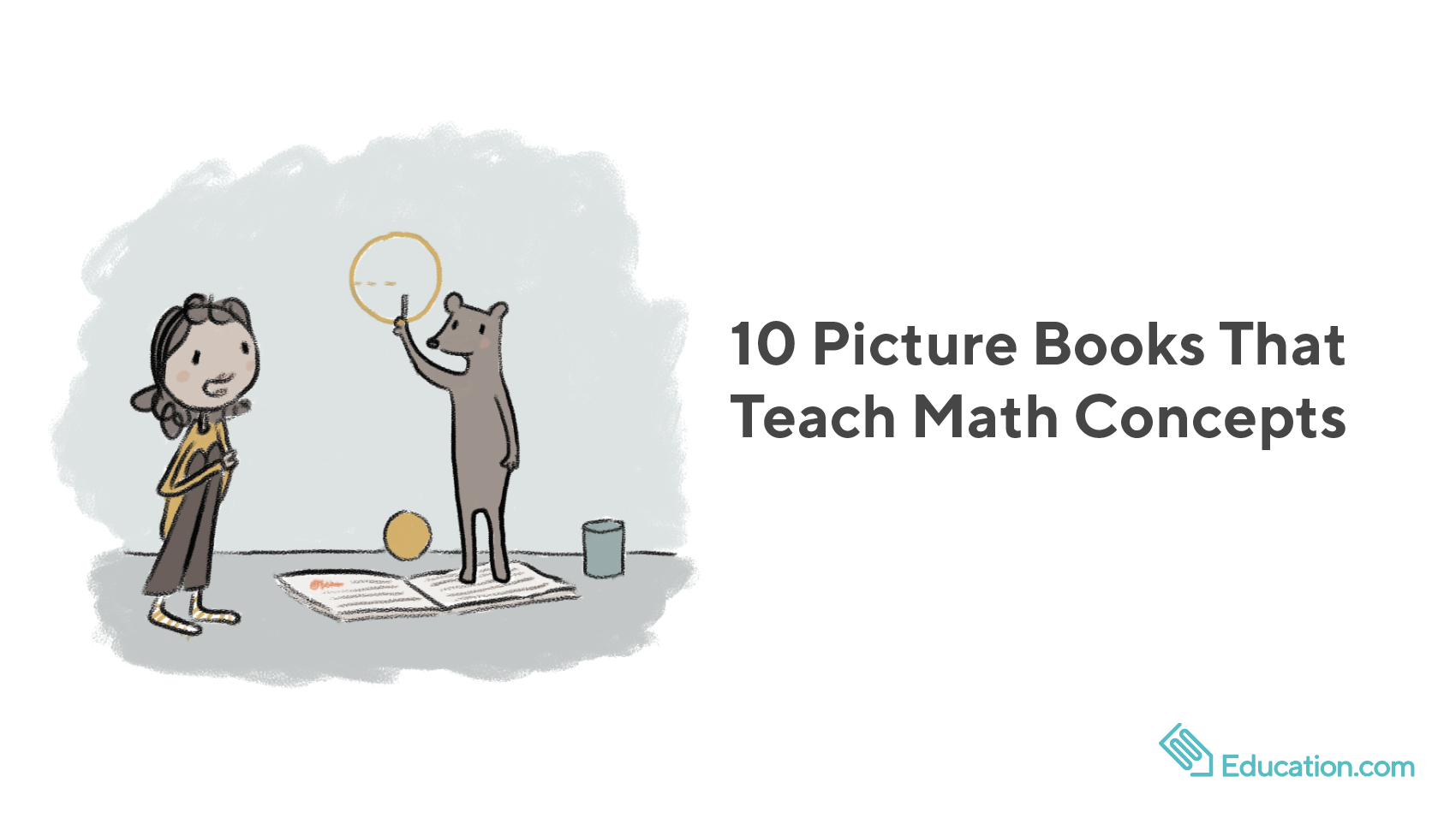Picture Books About Math feature