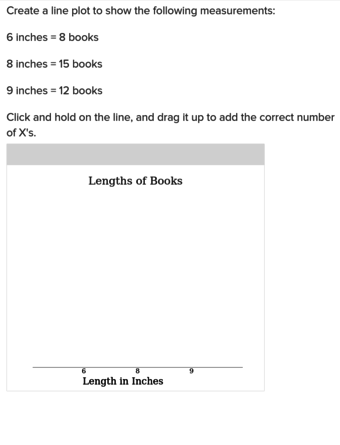 3rd grade Math Exercises: Measurement and Graphing 1