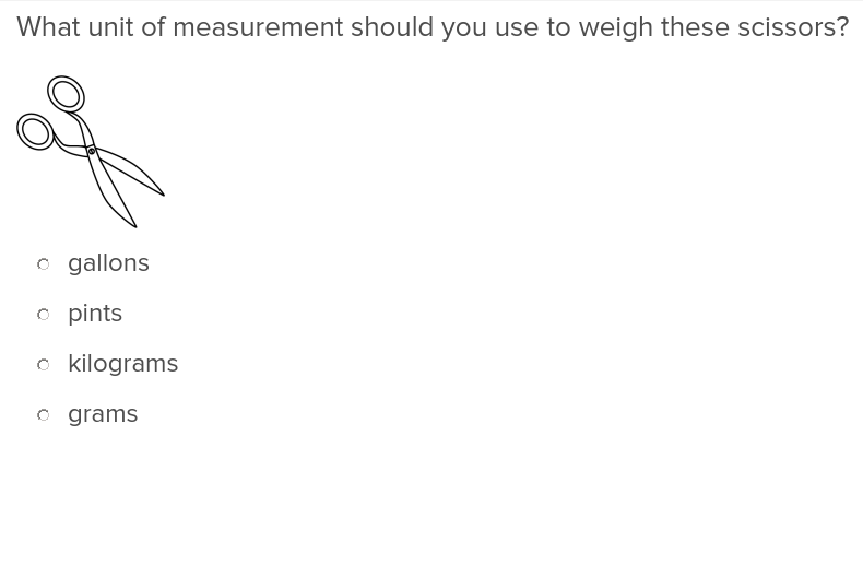 3rd grade Math Exercises: Measurement and Weight