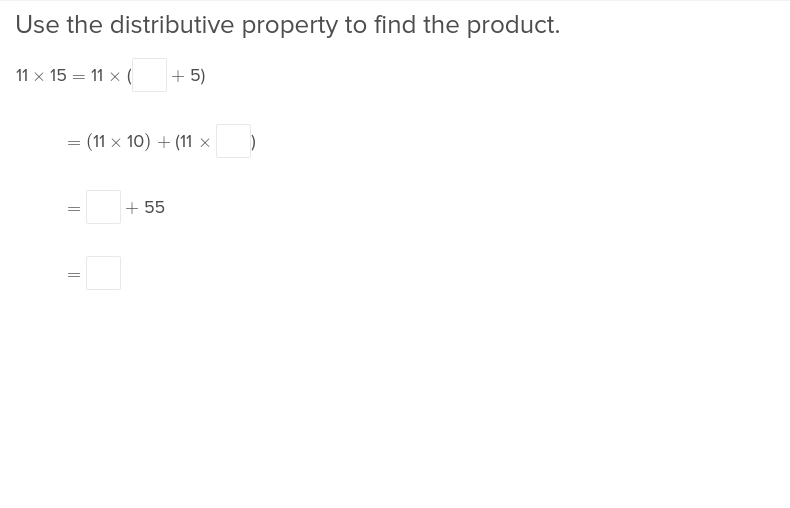 Distributive Property Resources – Associative Property of Addition Worksheets