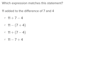 5th grade Math Exercises: Order of Operations and Use of Parentheses