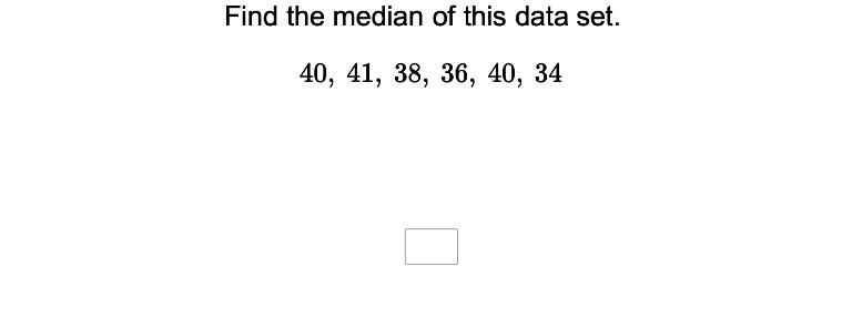 Probability and Statistics 3