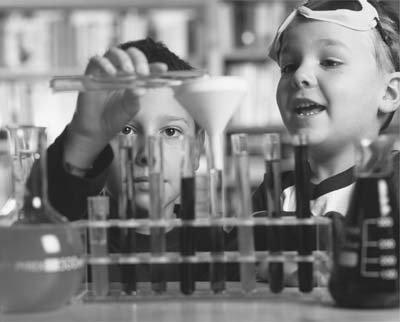 Conducting experiments is one type of discovery learning.