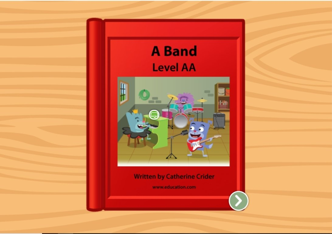 Preschool Reading & Writing Stories: A Band: Level AA