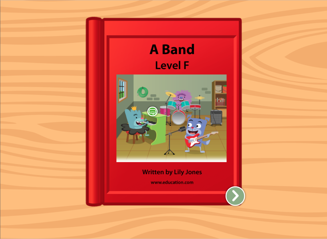 1st grade Reading & Writing Stories: A Band: Level F