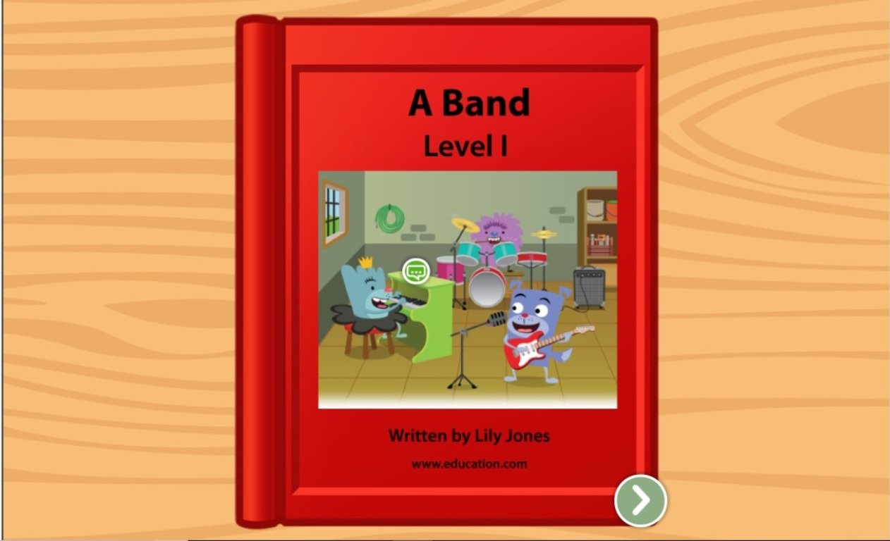 1st grade Reading & Writing Stories: A Band: Level I