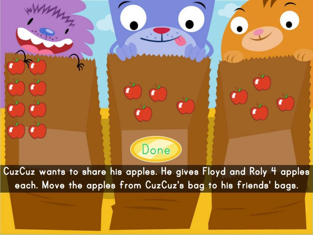 2nd grade Math Games: Two-Step Subtraction