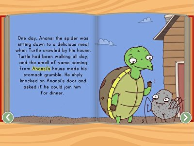 Anansi and the Turtle