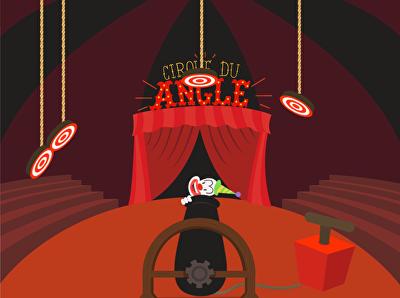 Angle Game: Circus Edition