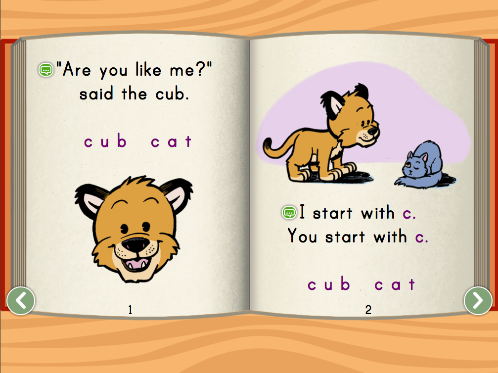 Kindergarten Reading & Writing Stories: Are You Like Me Story