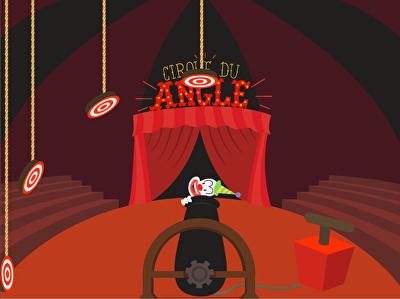 Circus Angle Measurement