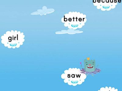 Cloud Catcher 1st Grade Sight Words Set 2
