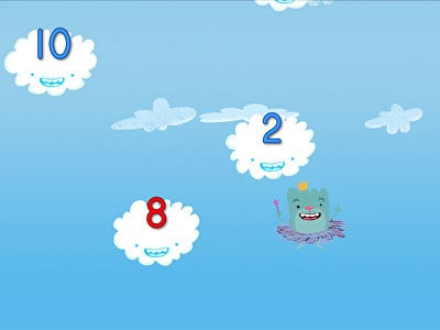 Cloud Catcher Numbers 1-10