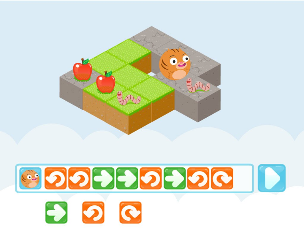 Kindergarten Coding Games Games: Cody: The Coding Game