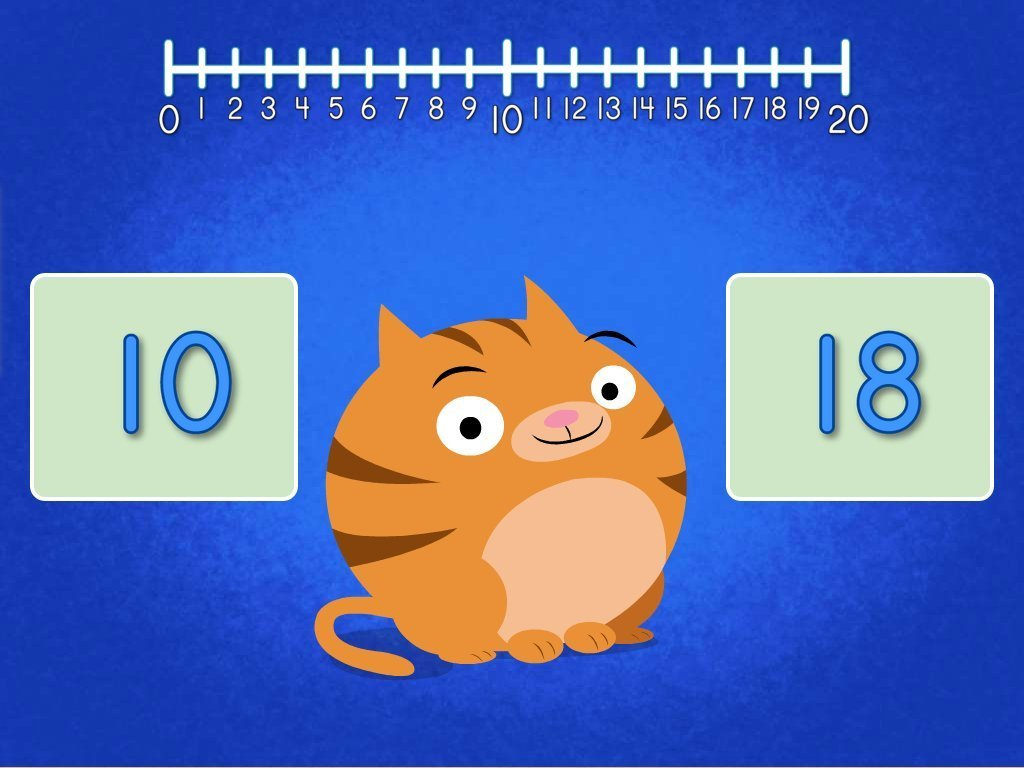 Comparing two digit numbers education comparing numbers quiz robcynllc Choice Image