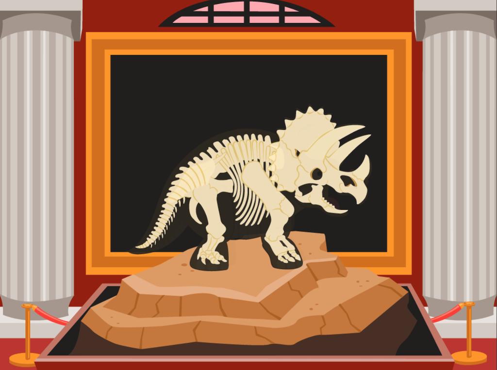 5th grade Reading & Writing Games: Dino Bones: Using Figurative Language in Sentences