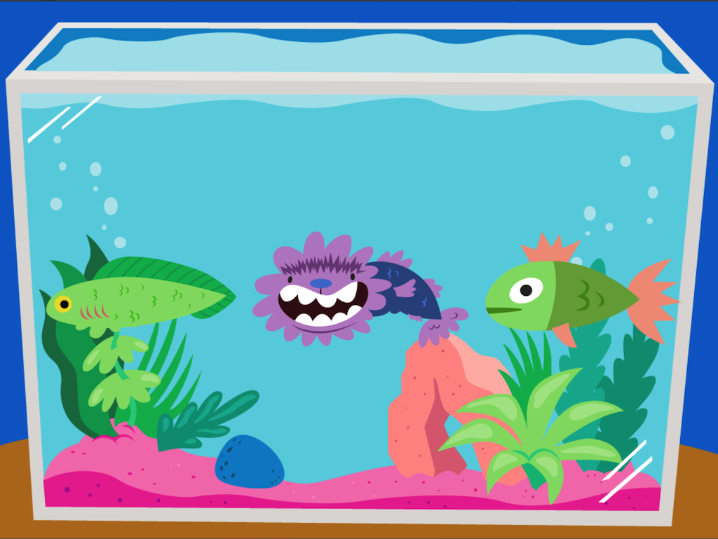 5th grade Reading & Writing Games: Dino Fishing: Complete the Idiom