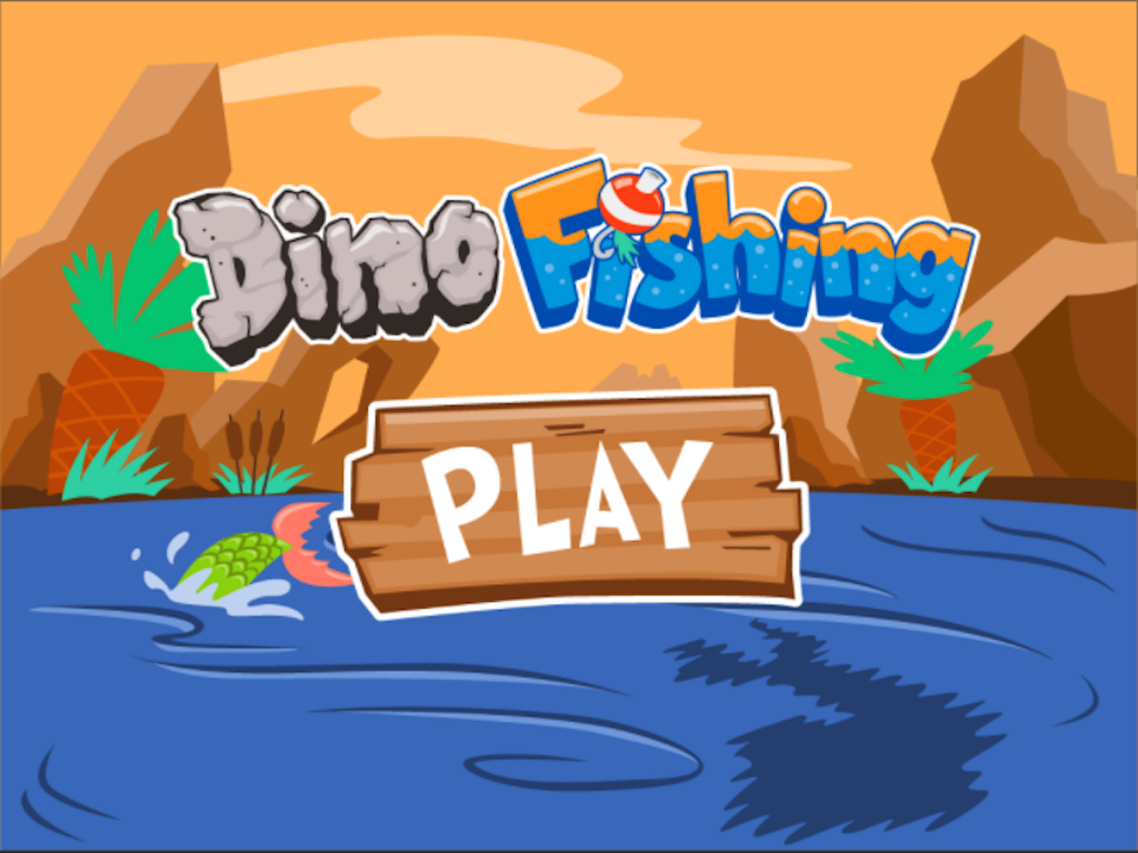 3rd grade Math Games: Dino Fishing: Rounding Three-Digit Numbers to the Nearest Hundred