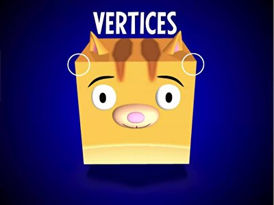 Faces, Vertices and Edges Song