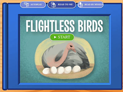 Flightless Birds